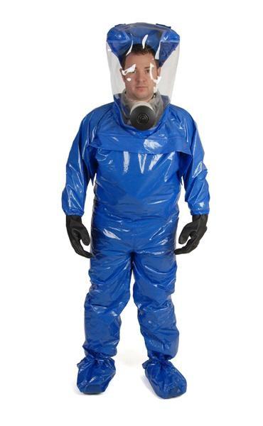 Flo-pod kemijsko odijelo za zaštitu od sitnih čestica