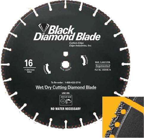 Black Diamond rezne ploče