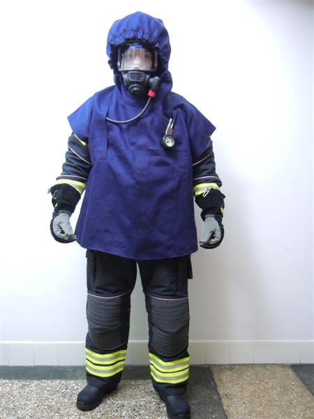 Pyroman zaštitna pelerina