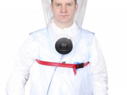 Flo-Pod PVC kapuljača