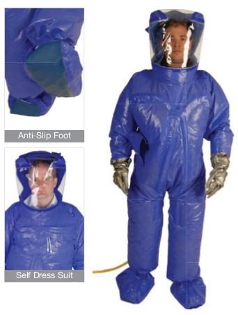 Frontair 2 odijelo za zaštitu od sitnih čestica i kemikalija