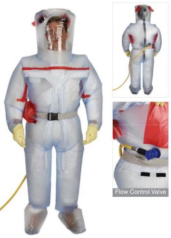 Frontair 2 odijelo za zaštitu od sitnih čestica