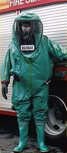 Respirex kemijsko vježbovno odijelo