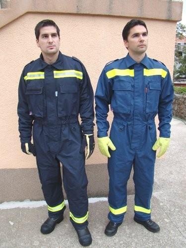 PYROMAN - HRN EN 531 i HRN EN ISO 11612