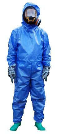 SC1 kemijsko odijelo za zaštitu od zalijevanja, tip 3
